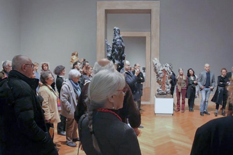 mostra galleria nazionale roma
