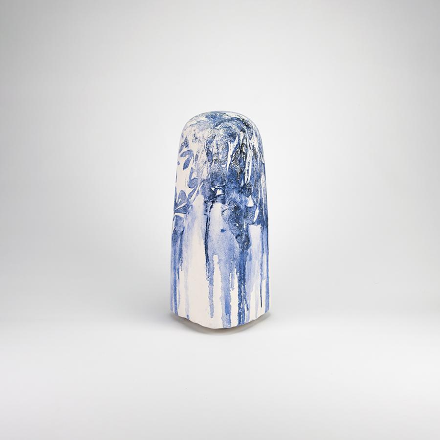 ceramica blu